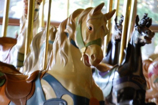 The 1920s St. Louis Carousel at Faust Park
