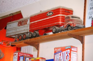 Vintage Toy Trucks and Things