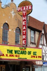 Plaza Theatre - Glasgow, Kentucky