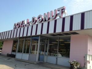 Royal Donut - Danville, Illinois