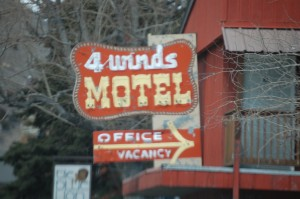 4 Winds Motel - Jackson Hole, Wyoming