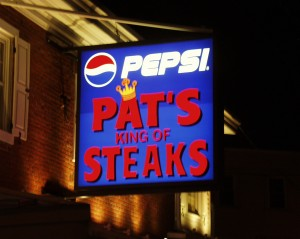 Pat's King of Steaks - Philadelphia, PA