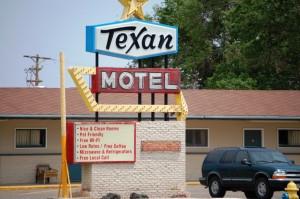 Texan Motel - Raton, New Mexico