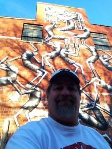 Sumoflam with Phlegm work in Lexington.