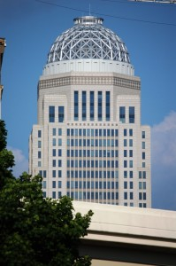 Aegon building dome