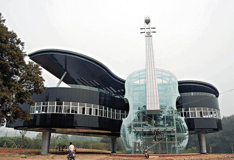 Piano and Violiin House