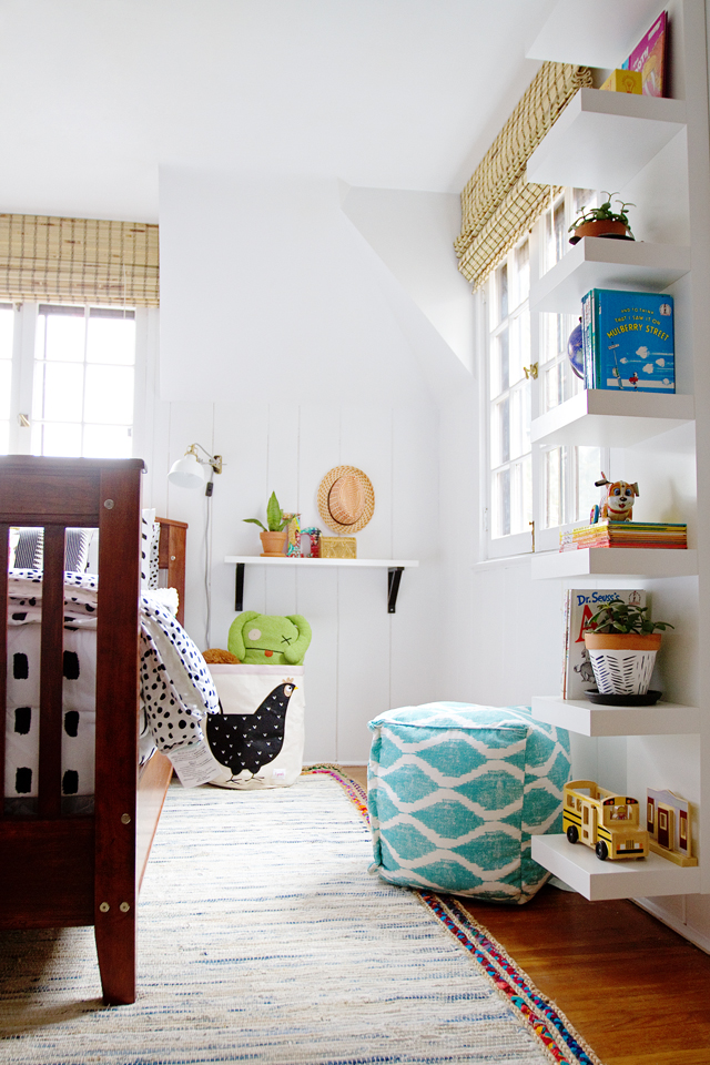 hazel's room refresh with beddy's