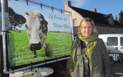 Visite de notre députée régionale: Bénédicte Linard
