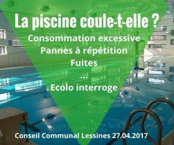 Préparation Conseil Communal 27.04.2017