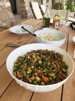 Tuscany Meal