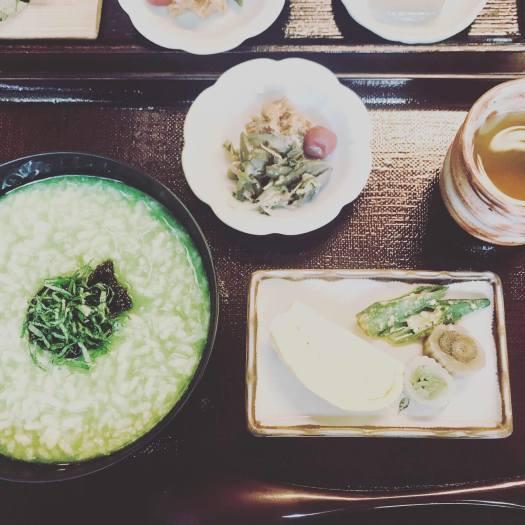 meal in Nara