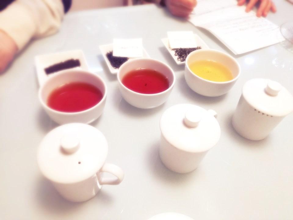 紅茶教室 銀座