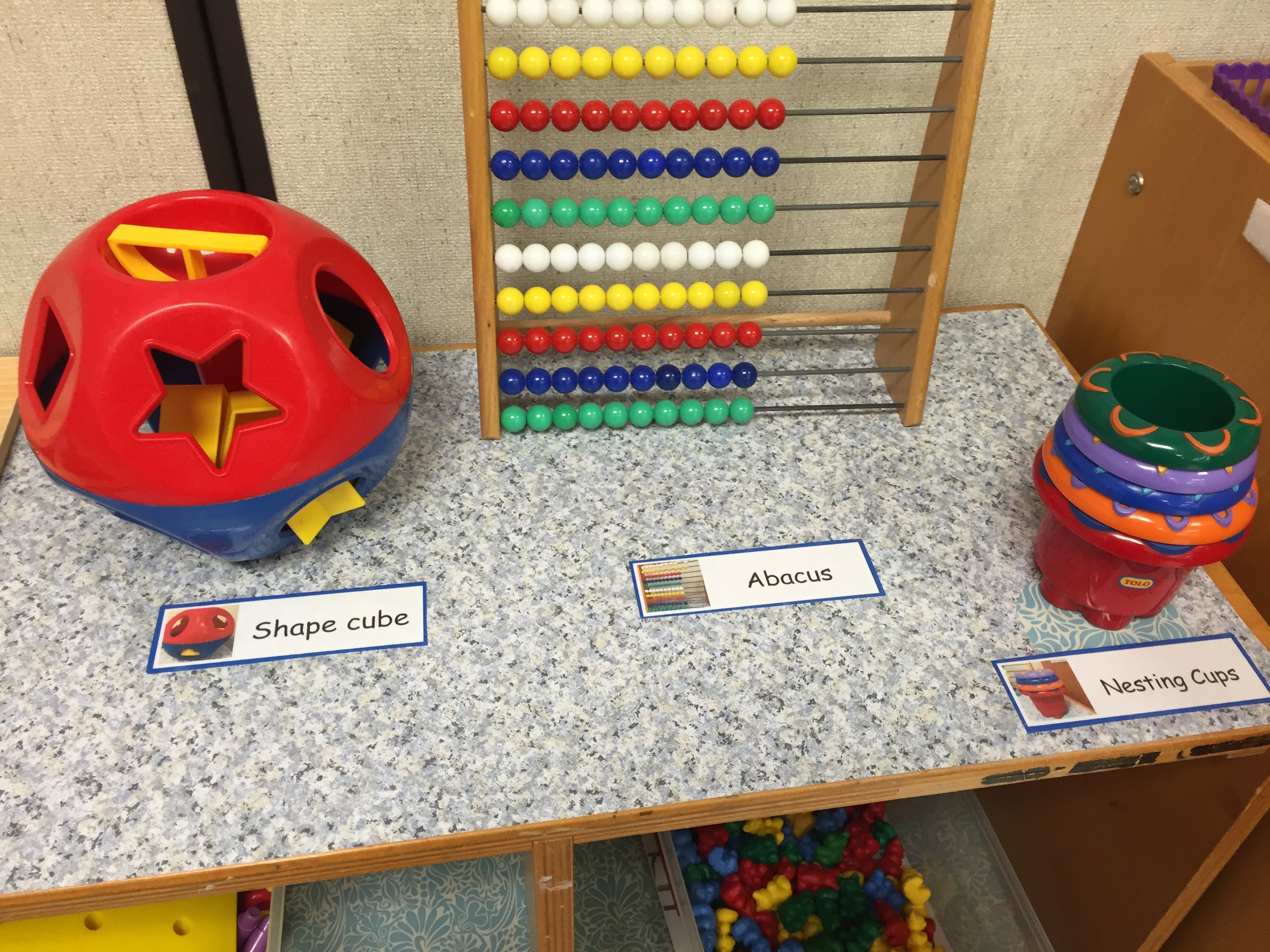 Labeling The Classroom
