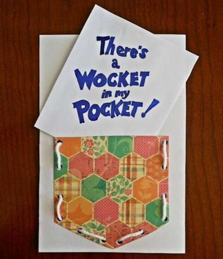 image regarding Wocket in My Pocket Printable identify Theres a Wocket inside of my Pocket Actions Lesson Programs