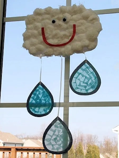 Raining Cloud Craft