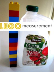 lego measurement lesson