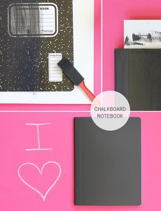 Chalkboard Notebook