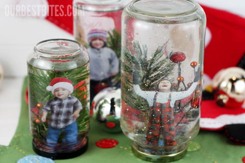 Get Trapped in a Snow Globe
