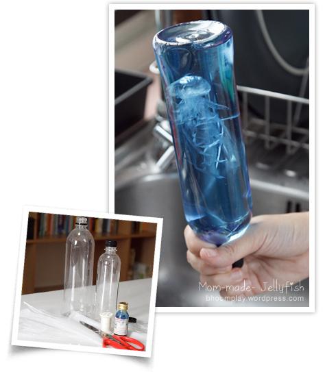 Jellyfish in a Bottle