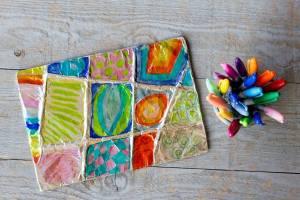 Easy Aluminum Foil Kids Project