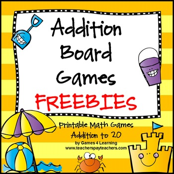 picture relating to Free Printable Maths Games identify Totally free Printable Beach front Themed Maths Video game Lesson Applications