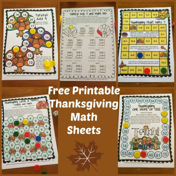 free-printable-thanksgiving-math-sheets-lesson-plans-activity