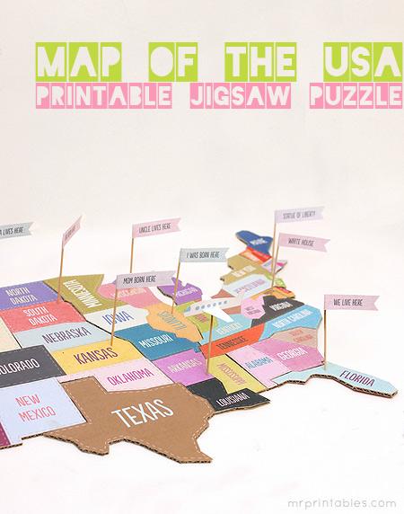 printable-map-of-the-usa-jigsaw