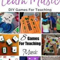 8 Games For Teaching Music