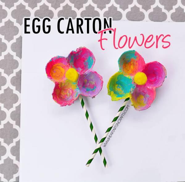 EggCartonFlowers