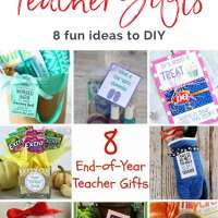 8 End-of-Year Teacher Gifts