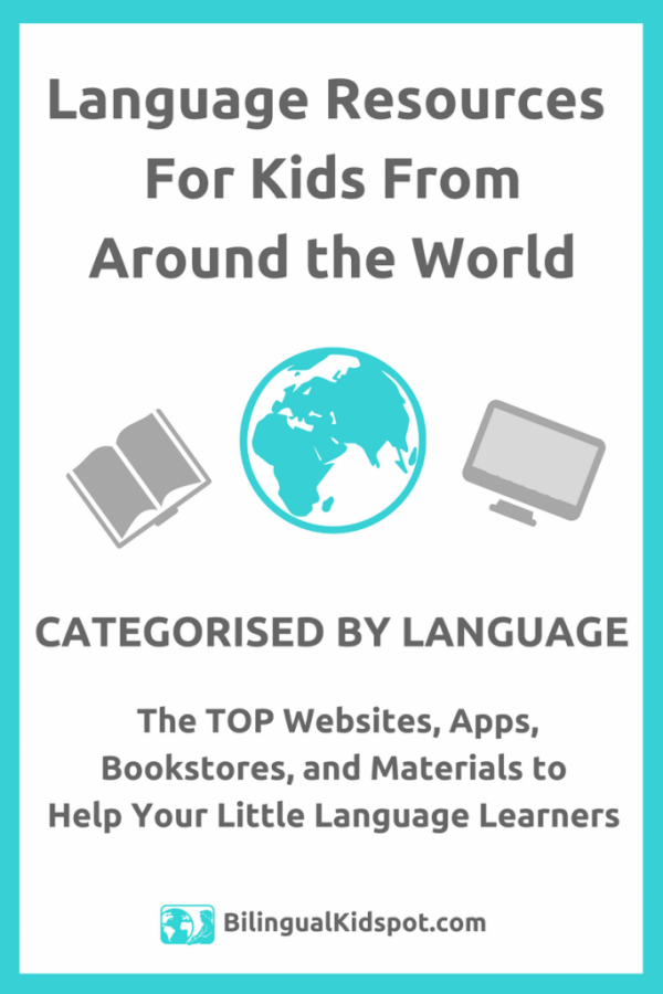 language resources for raising bilingual kids.