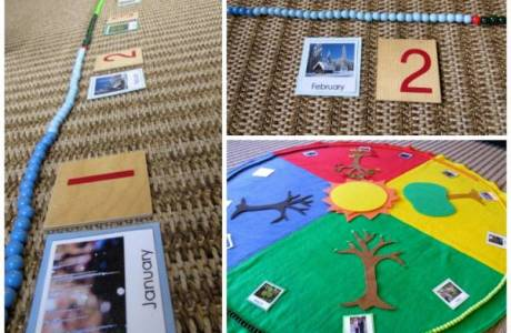 Celebrate the Seasons the Montessori Way