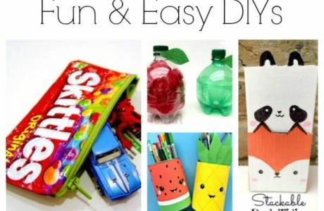 Make Some Fun DIY School Gear