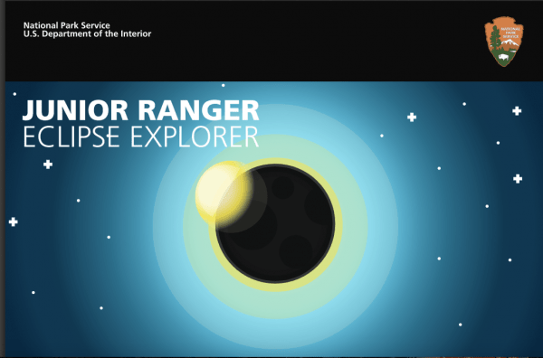 eclipse junior ranger badge