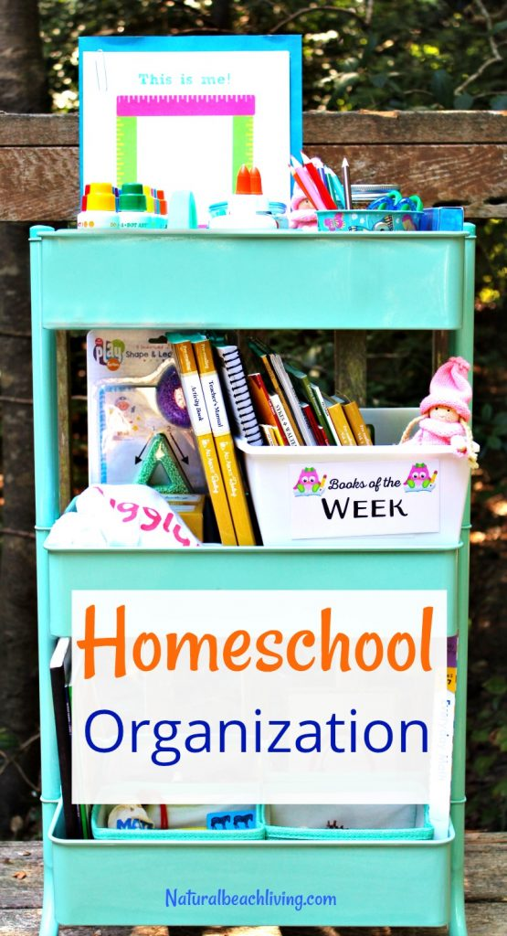 Get Ready for Back to (Home)School - Lesson Plans