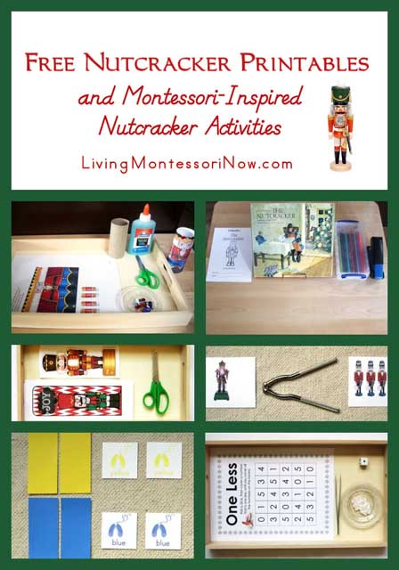 nutcracker printables and activities