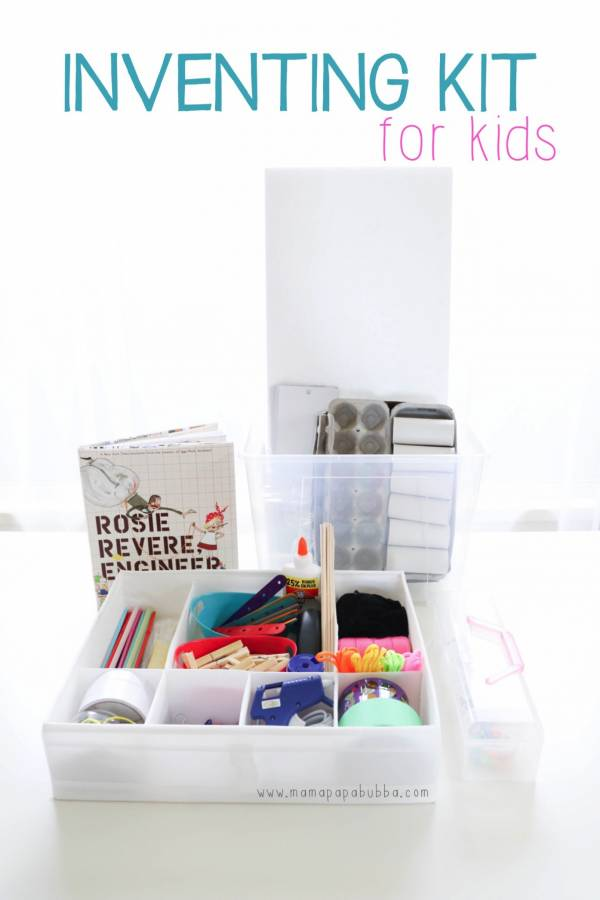 tinkering kits and science kits for kids