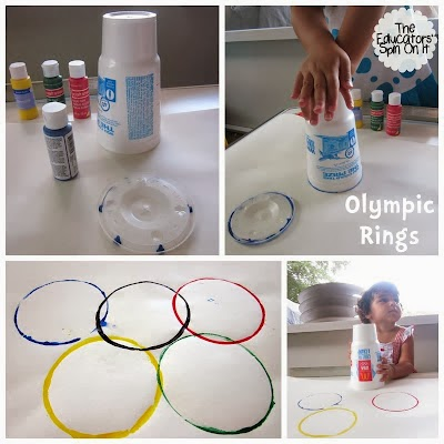 winter olympic games activities for kids