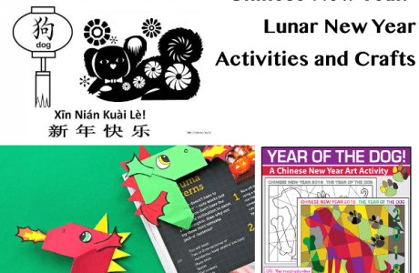 Lunar New Year Activities for Kids