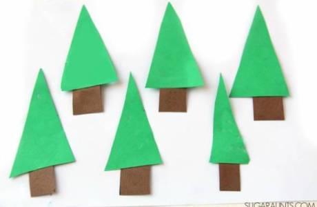 christmas tree motor skills