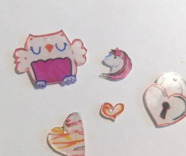 homemade shrinky dink how to