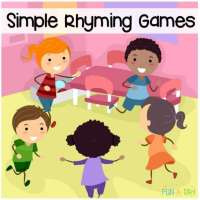 Rhyming Games for Preschoolers