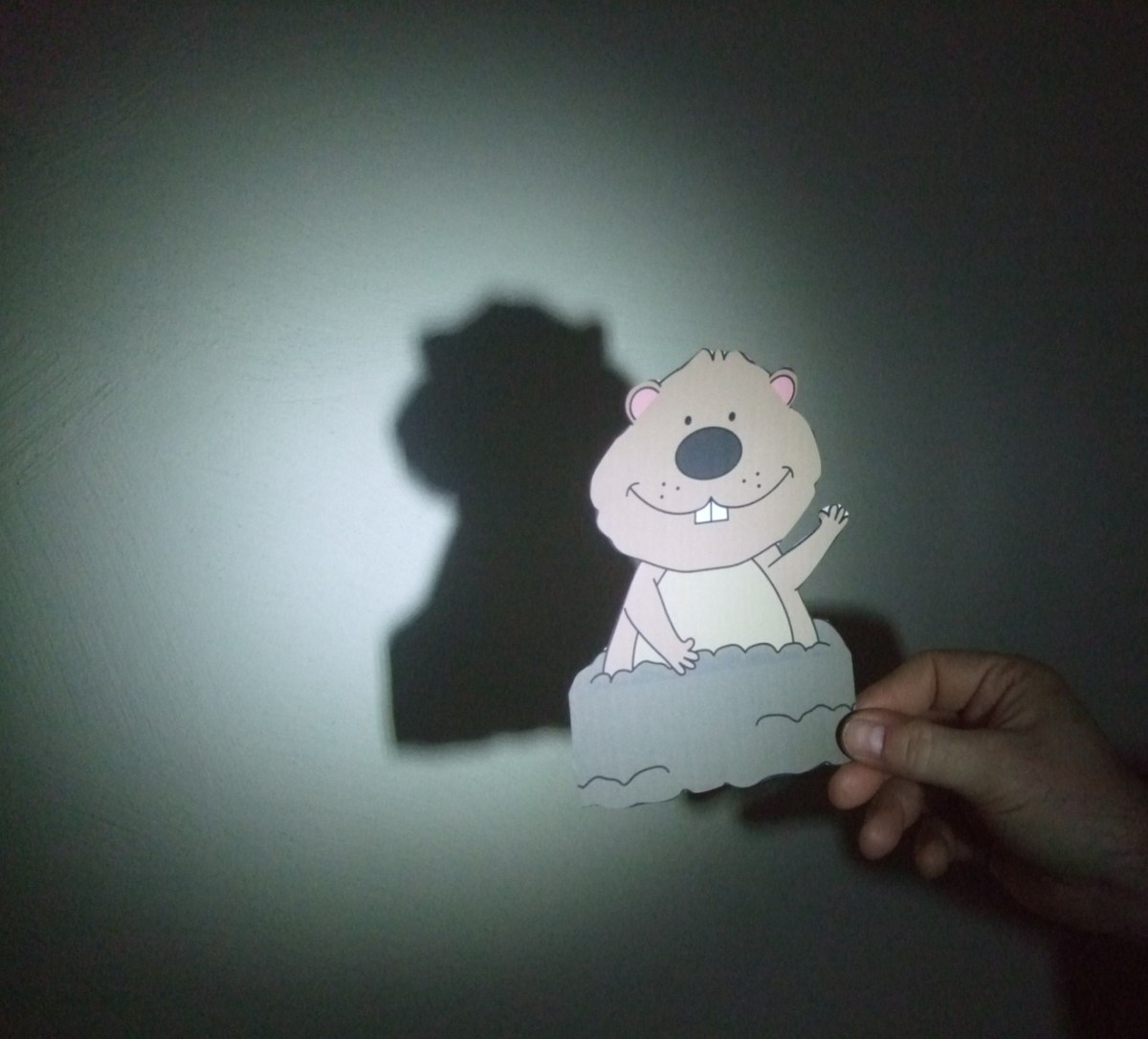 Groundhog Day Activities (shadow experiments, books, craft, puppet)