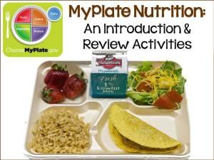 MyPlate Nutrition