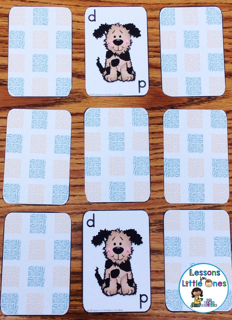 alphabet concentration game lowercase letters