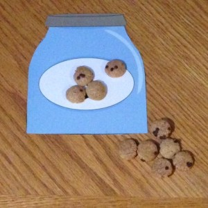 addition subtraction cookie activity