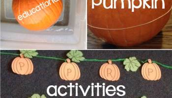 Pumpkin Science Experiments & STEM Challenges - Lessons for