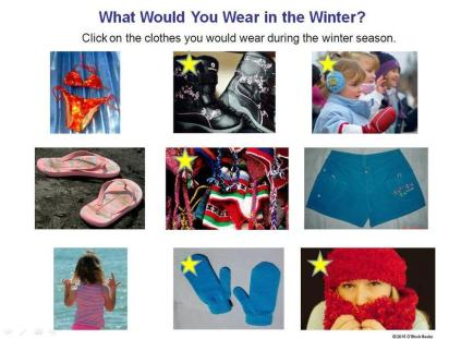 what would you wear in winter?