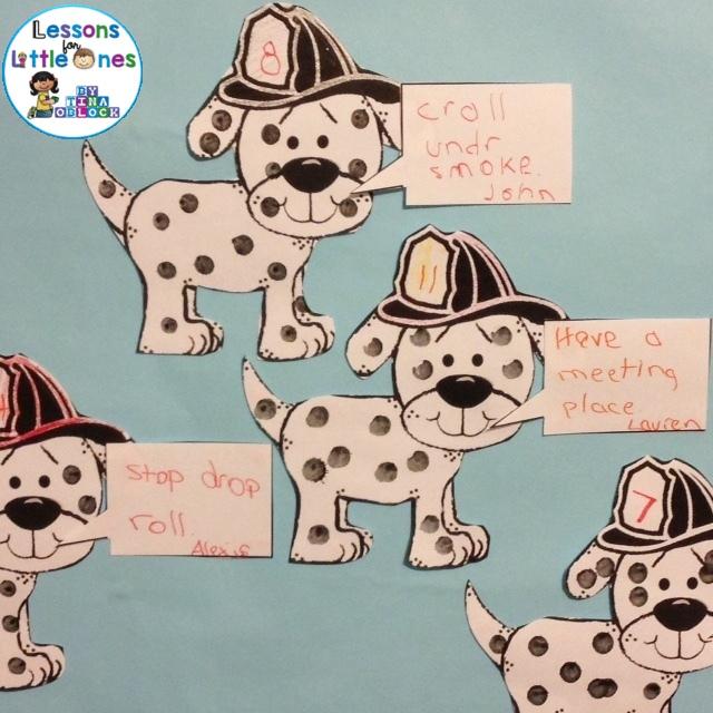 Fire Prevention Week / Fire Safety Bulletin Board