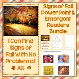 signs of fall, autumn bundle